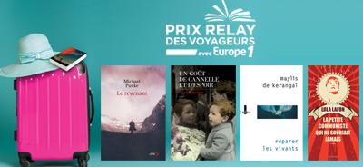 Prix Relay Voyageurs 2014