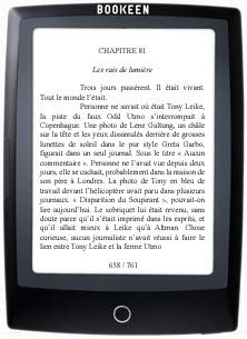 Liseuse Cybook