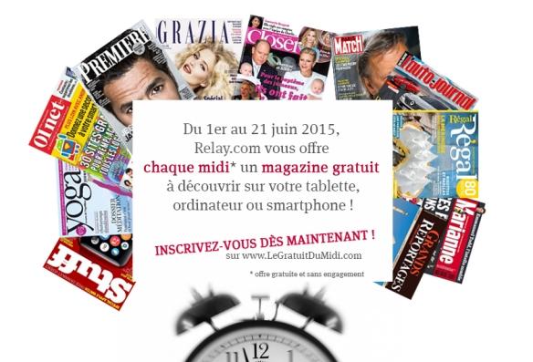GratuitDuMidi : téléchargez des magazines gratuitement