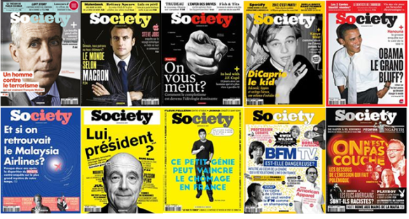 Prix SEPM Relay magazines society